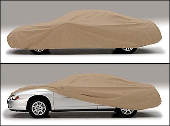 Dust cover for car
