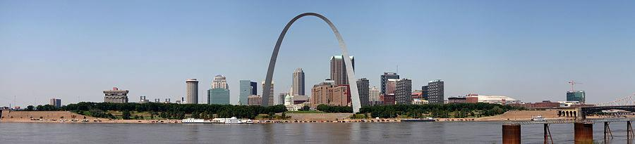 The St. Louis Riverfront